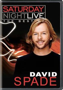 Saturday Night Live: The Best of David Spade [DVD]