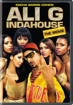 Ali G: Indahouse - The Movie [DVD]