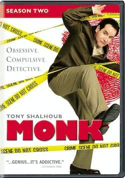Monk: Season 2 [DVD]