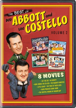The Best of Bud Abbott and Lou Costello: Volume 2 [DVD]