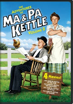 The Adventures of Ma & Pa Kettle: Volume 2 [DVD]
