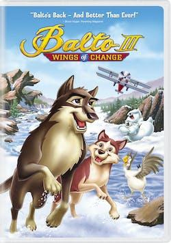 Balto 3 - Wings of Change [DVD]