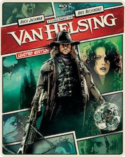 Van Helsing (Limited Edition Comic Art Steelbook) [Blu-ray]
