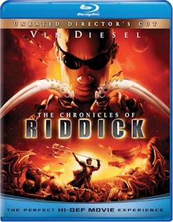 The Chronicles of Riddick [Blu-ray]