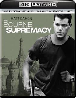 The Bourne Supremacy (4K Ultra HD) [UHD]