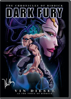 The Chronicles of Riddick - Dark Fury [DVD]