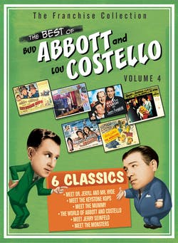 The Best of Bud Abbott and Lou Costello: Volume 4 (2005) [DVD]