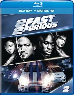 2 Fast 2 Furious (Digital) [Blu-ray]