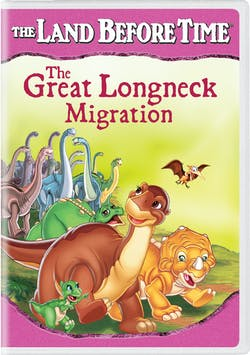 The Land Before Time: The Great Longneck Migration [DVD]