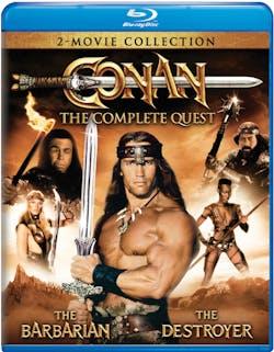 Conan the Barbarian/Conan the Destroyer [Blu-ray]