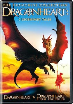 Dragonheart/Dragonheart: A New Beginning [DVD]