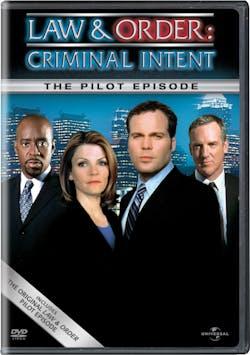 Law & Order: Criminal Intent - The Premiere Episode [DVD]