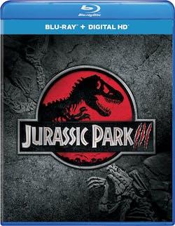 Jurassic Park 3 (2015) (Digital) [Blu-ray]