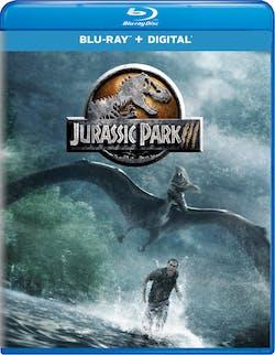 Jurassic Park 3 (Digital) [Blu-ray]