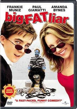 Big Fat Liar [DVD]