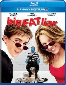 Big Fat Liar [Blu-ray]