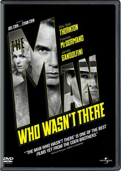 The Man Who Wasn't There [DVD]