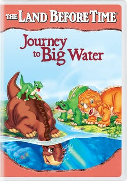 The Land Before Time 9 - Journey to Big Water [DVD]