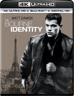 The Bourne Identity (4K Ultra HD) [UHD]