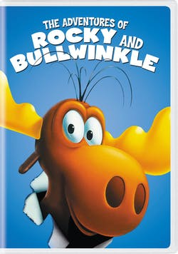 The Adventures of Rocky and Bullwinkle [DVD]