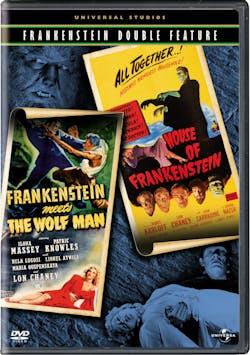 Frankenstein Meets the Wolf Man/House of Frankenstein [DVD]