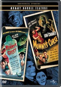 The Mummy's Ghost/The Mummy's Curse [DVD]