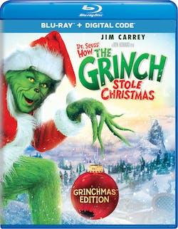 Dr. Seuss' How The Grinch Stole Christmas (Grinchmas Edition + Digital) [Blu-ray]