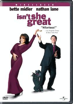 Isn't She Great [DVD]