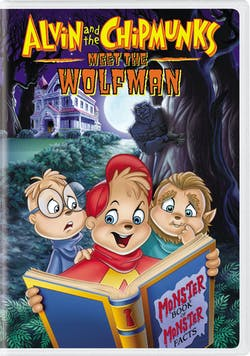 Alvin and the Chipmunks Meet the Wolfman [DVD]