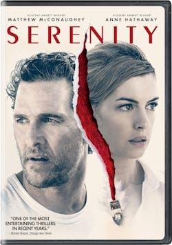 Serenity (2019) [DVD]
