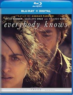 Everybody Knows [Blu-ray]