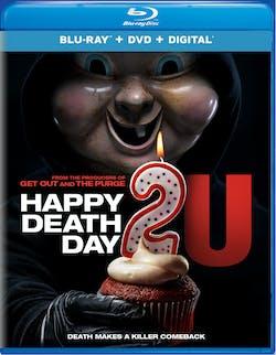 Happy Death Day 2u (DVD + Digital) [Blu-ray]