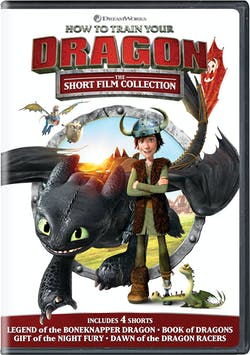 How to Train Your Dragon: The Short Film Collection [DVD]