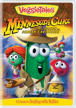 VeggieTales: Minnesota Cuke and the Search for Samson's Hairbrush [DVD]