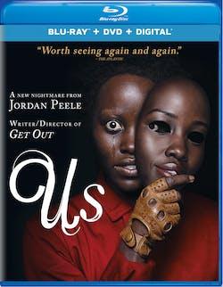 Us (DVD + Digital) [Blu-ray]