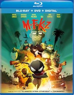 Mutafukaz (DVD + Digital) [Blu-ray]