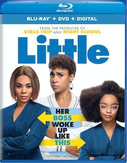 Little (DVD + Digital) [Blu-ray]