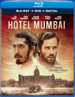 Hotel Mumbai (DVD + Digital) [Blu-ray]