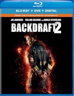 Backdraft 2 (DVD + Digital) [Blu-ray]