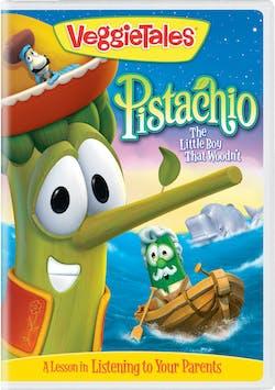 VeggieTales: Pistachio - The Little Boy That Woodn't [DVD]