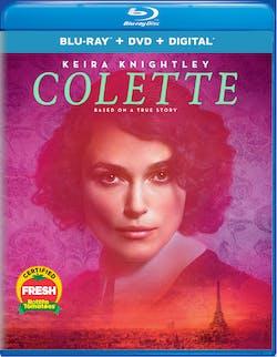 Colette (DVD + Digital) [Blu-ray]