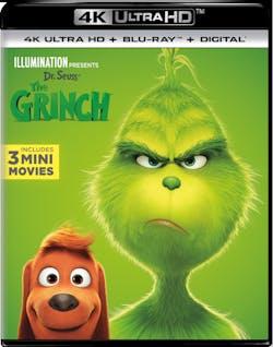 Illumination Presents: Dr. Seuss' The Grinch (4K Ultra HD + Digital) [UHD]