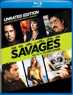 Savages (Unrated Edition) [Blu-ray]