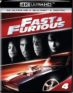 Fast & Furious (4K Ultra HD) [UHD]