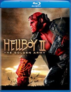 Hellboy 2 - The Golden Army [Blu-ray]