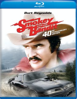 Smokey and the Bandit (40th Anniversary Edition) [Blu-ray]