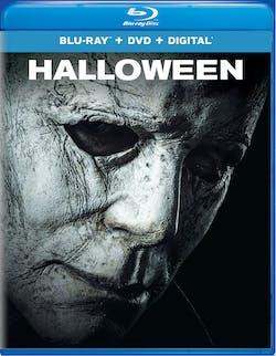 Halloween (2018) (DVD + Digital) [Blu-ray]