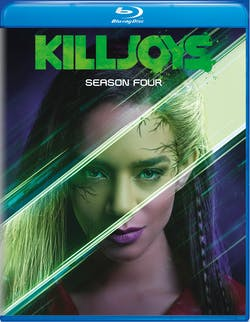 Killjoys: Season Four [Blu-ray]