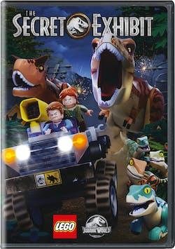 LEGO Jurassic World: The Secret Exhibit [DVD]