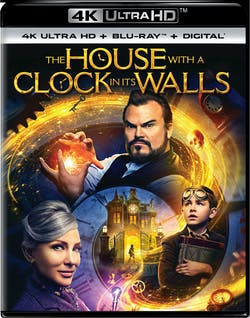 The House With a Clock in Its Walls (4K Ultra HD) [UHD]